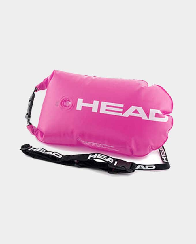 Head Zwemboei openwaterzwemmen Pink